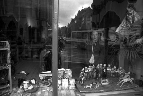 Kiri, Hare Krishna Cultural Centre, Dame Street, Dublin, Ireland, 1992