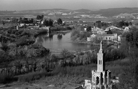 Toledo & River Tagus, Toledo, Spain, January 2005