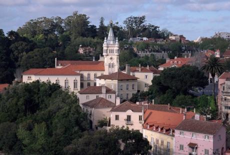 Sintra, Portugal, April 2006