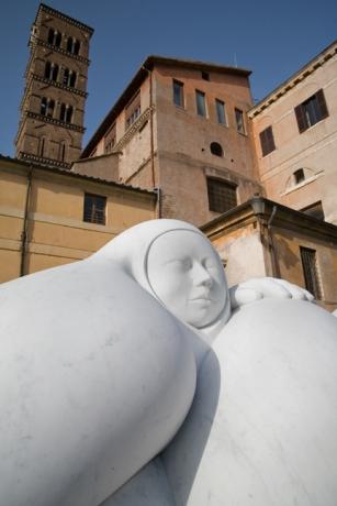 San Lorenzo fuori le Mura, Rome, Italy, May 2009