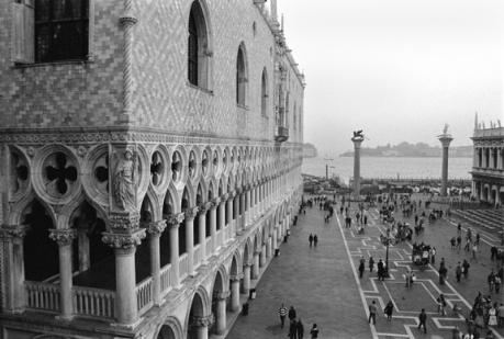 Palazzo Ducalel, Venice, Italy, November 2005