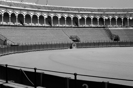 The Maestranza Bullring, Seville, Spain, August 2002