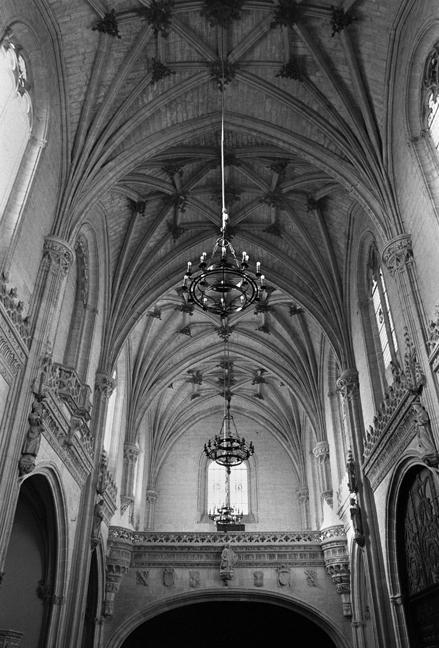 Monasterio de San Juan de los Reyes, Toledo, Spain, January 2005