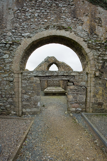 Bannow Church, Co. Wexford, Ireland, March 2011