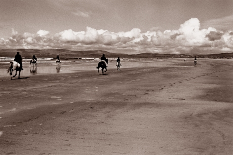 Rossnowlagh, Co. Donegal, Ireland, April 1998
