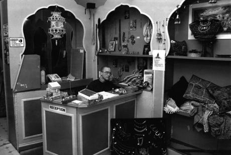 Hare Krishna Cultural Centre, Dame Street, Dublin, Ireland, 1992