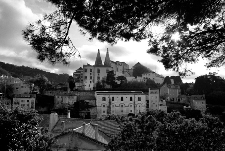 Paço da Vila de Sintra, Sintra, Portugal, April 2006