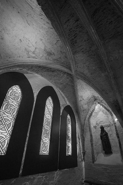 St. Marys Abbey, Dublin, Ireland, September 2010