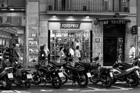 El Corazón, Barcelona, Spain, August 2002