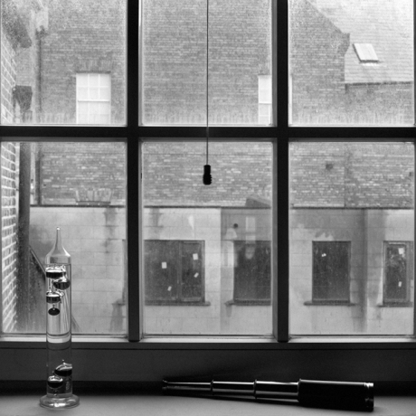 Window, Synge Street, Dublin, Ireland May 2005