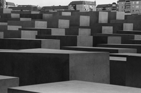 Holocaust Denkmal, Berlin, Germany, November 2006