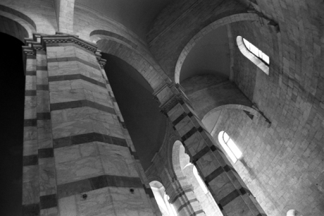 Battistero di San Giovanni, Pisa, Italy, February 2007