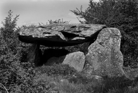 Portal Tomb, Cromlech, Dolmen