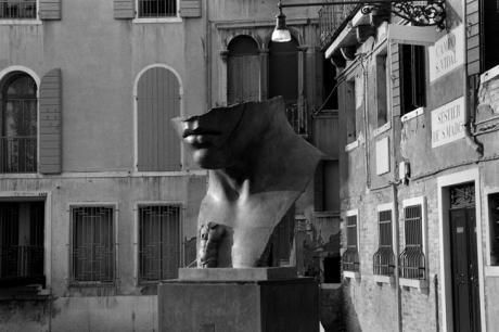 Campo San Vidal, Venice, Italy, November 2005