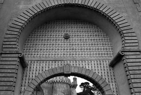 The Pena Palace, Sintra, Portugal, April 2006
