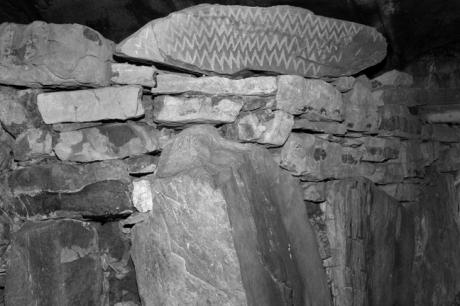 Fourknocks Passage Tomb, Meath, Ireland, April 2013