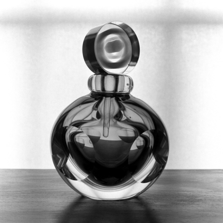 Perfume Bottle, Synge Street, Dublin, Ireland, April 2006