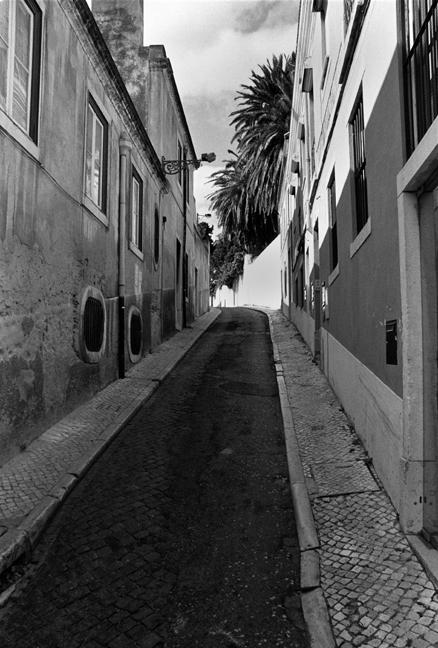 Lisbon, Portugal, April 2006