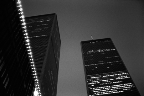 WTC PLaza, Manhattan, New York, January 2001