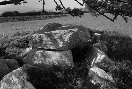 Wedge Tomb, Megalith