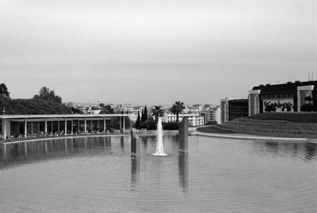 Parque Eduardo VII, Lisbon, Portugal, April 2006