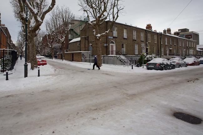 Synge Street, Dublin, Ireland, December 2010