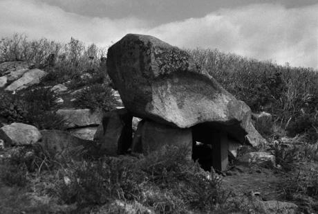 Portal Tomb, Cromlech, Dolme