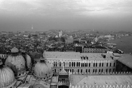 From The Campanile, Venice, Italy, November 2005
