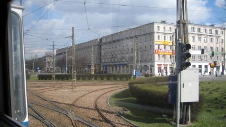 Nowa Huta, Krakow, Poland, March 2008