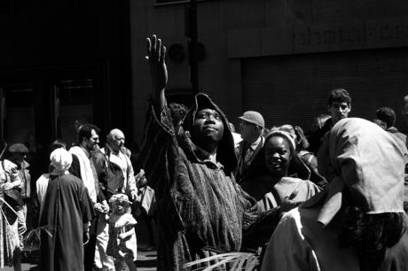 Easter Parade, Fifth Avenue, Manhattan, New York, America, April 1995