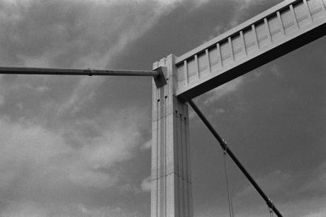 Elizabeth Bridge, Budapest, Hungary, June 2001