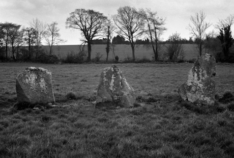 Standing Stone, Megalith, Stone Row