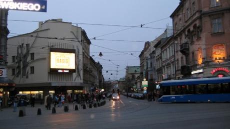 Krakow, Poland, March 2008