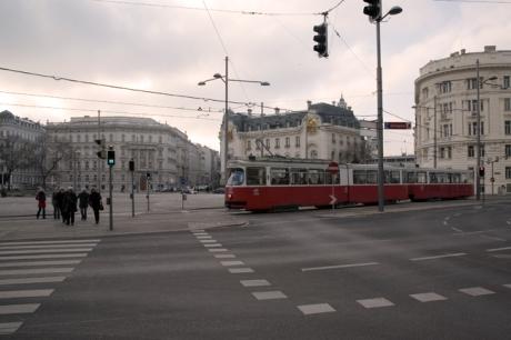 Vienna, Austria, December 2008