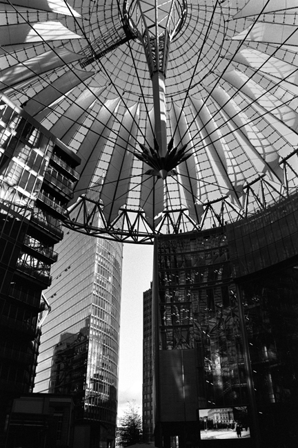Potsdamer Platz, Berlin, Germany, November 2006