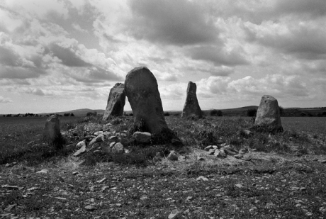 Stone Circle, Standing Stone, Megalith
