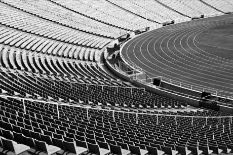 Estadi Olimpic, Barcelona, Spain, August 2002