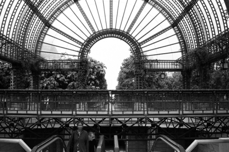 Les Halles, Paris, France, August 2004