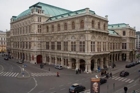 Wiener Staatsoper, Vienna, Austria, December 2008