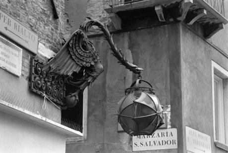 Marzaria San Salvador, Venice, Italy, November 2005