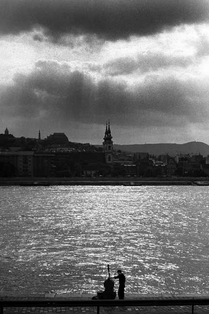 Music on the Danube, Budapest, Hungary, June 2001