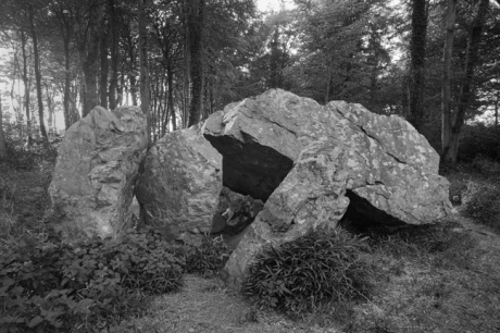 Howth Portal Tomb, Dublin, Ireland, 2010