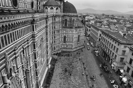 Santa Maria del Fiore, Florence, Italy, February 2007
