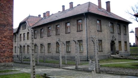 Auschwitz-Birkenau, Poland, March 2008