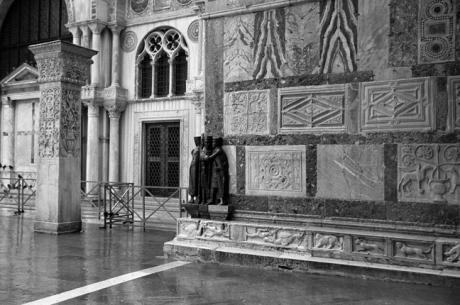 The Tetrarchs, Basilica di San Marco, Venice, Italy, November 2005