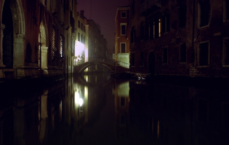Venice, Italy, November 2005