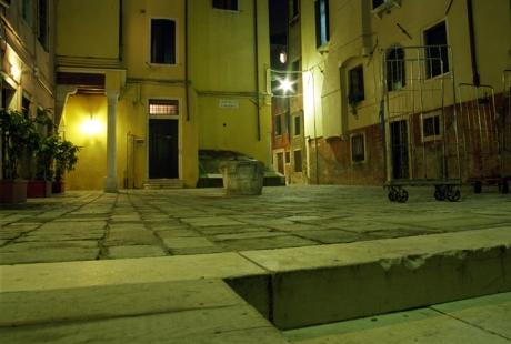Campiello Santa Marina, Venice, Italy, November 2005