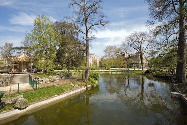 France tom o connor photography for Jardin publiques
