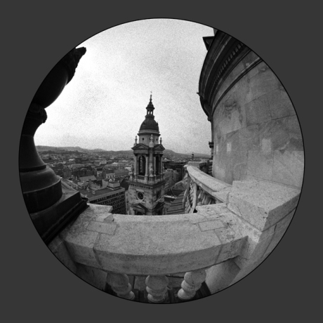 St. Stephan Basilica, Budapest, Hungary, June 2001