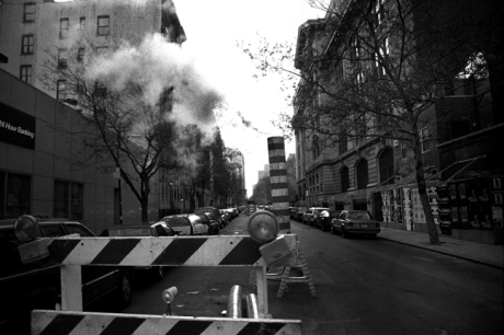 Manhattan, New York, America, April 1995